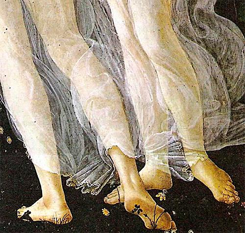 sandro botticellis primavera Botticelli: primavera (1477-80) botticellis (egentlig: alessandro di mariano  filipepi, 1445-1510) verdensberømte primavera blev malet til en fætter af  firenzes.