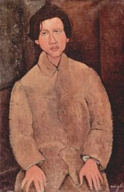 Modigliani, Portrait of Soutine