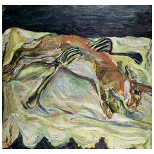 Hare with Forks, 1924