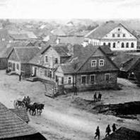 19th century shtetl