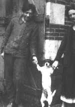 Soutine with Dog